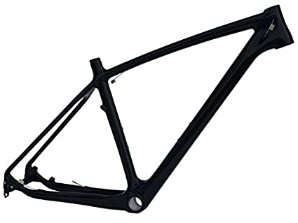 Amazon.com : UD Carbon 650B 27.5ER MTB Mountain Bike Frame ( For BSA ...