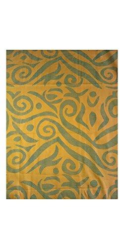 Pareo Maohi Tahiti 1.80mx1.10m, motif tribal