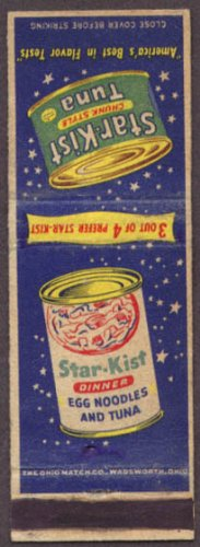 star-kist-tuna-egg-noodle-dinner-matchcover