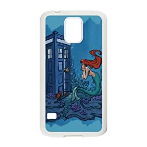 High Quality Phone Case For Samsung Galaxy S5 -The Little Mermaid - Prince Ariel-LiuWeiTing Store Case 6