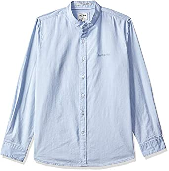Pepe Jeans Boy's Plain Regular fit Shirt