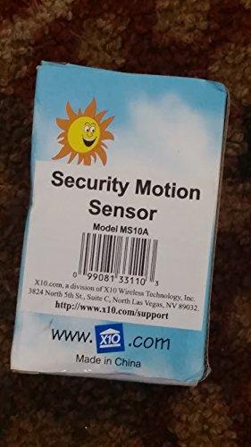 X 10 Motion Detector - 2