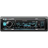Kenwood Apple iPod & Satellite Radio Ready In-Dash Receiver