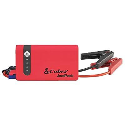 Cobra Portable JumPack Car Battery Jump Starter w/ Booster Cables | Refurbished