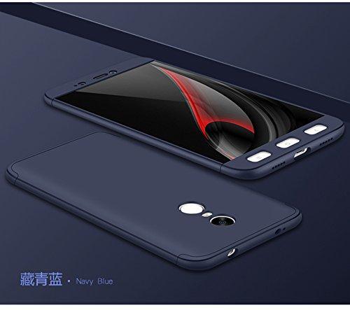 Xiaomi Redmi Note 4X Funda - BCIT Funda Xiaomi Redmi Note 4X 360 ...