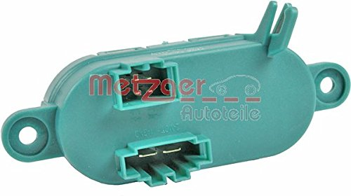 Metzger 0917172 Ré gulateur de ventilateur inté rieur