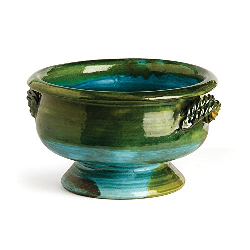 Duetto Footed Bowl by NAPA Home & Garden