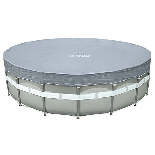 Intex Deluxe 18-Foot Round Pool CoverfromIntex