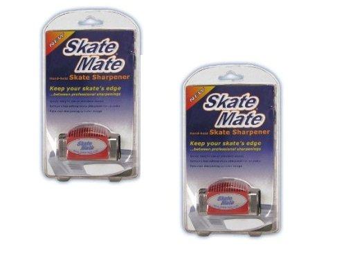 Breakaway Products SkateMate Ice Skate Sharpener (2 Pack)