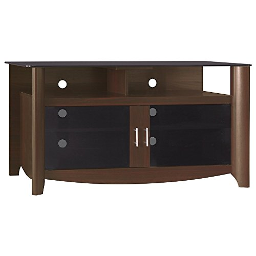 Enclosed Tv - Bush Furniture Aero TV Stand in Andora, 50