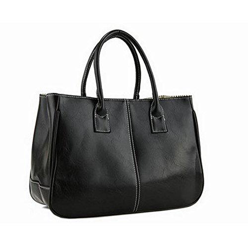 fourre cuir à Nior Nior Tonsee® Mode Sac Coréenne élégant La Lady sac main tout Femme P414qpTR