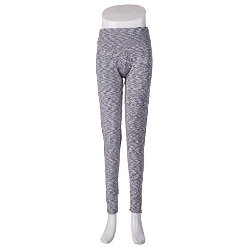 D. women Women Yoga Pants Running Fitness Sport Elastic Tights Gym Sports Jogging Trousers