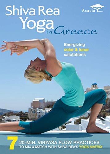 Shiva Rea: Yoga in Greece: Amazon.es: Cine y Series TV