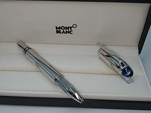 Montblanc Starwalker Metal Line - Blue Cap Fine Liner No 118876