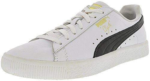 Gold US Schwarz M Weiß 10 PUMA D Select Clyde Sneakers Herren 6Zw4HWUqf1