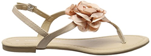 Sandales Ouvert Beige Femme Bout Dorothy Nude 40 Fleur Perkins ZqwEwUv