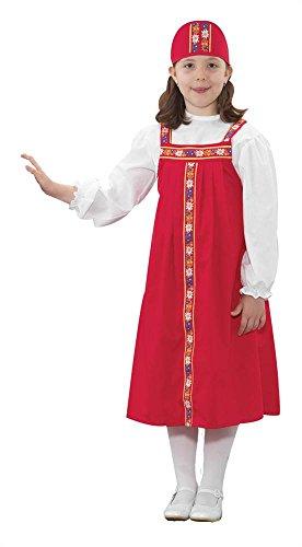 Children's Factory FPH329G Ethnic Russian Girl -