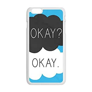 Fresh Warm dialogue Cell Phone Case for iPhone plus 6
