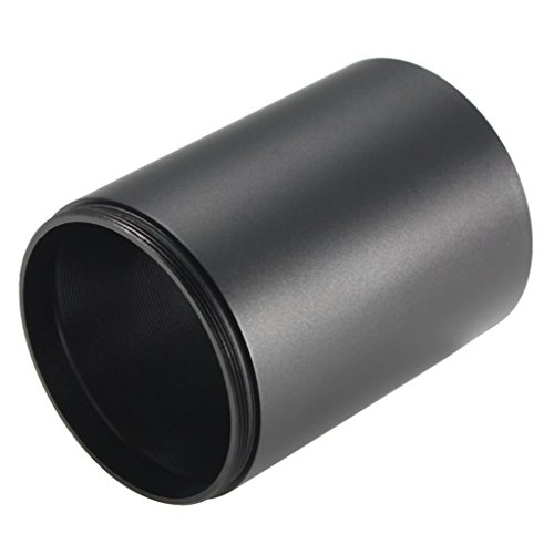 New Tactical Metal Alloy Advanced Optic Sunshade Shade for Standard Scope AO 40mm,Outer Diameter 49mm (Scope Mm 40 Shade Sun)