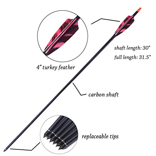 Buy pink womens archery bow