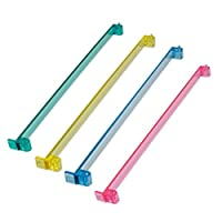Color Acrylic Mahjong Pushers 18`` Set of 4 By C&H�の商品画像