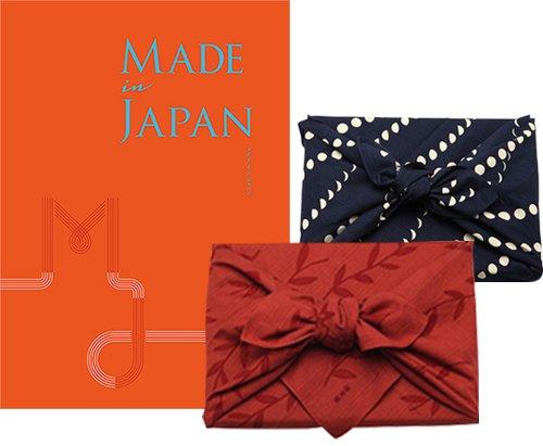 CONCENT【風呂敷包み】made in Japan メイドインジャパン カタログギフト〔MJ16コース〕 (赤【リーブス】) B0050Y6KUA