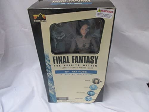 Final Fantasy The Spirits Within Fantasy Becomes Reality 2001