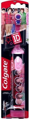 Colgate One Direction Zahnbuerste, pink, batteriebetrieben, direkt aus USA