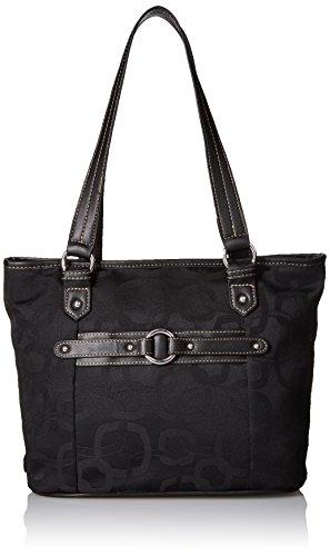 Belted Tote Handbag - 2