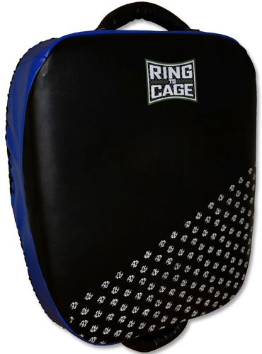 Muay Thai Low/Leg Kick Pad by Ring to Cage