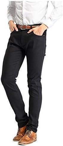 Skinny Stretch Fit Robelli Men/'s Smart Casual Quality Designer Denim Jeans