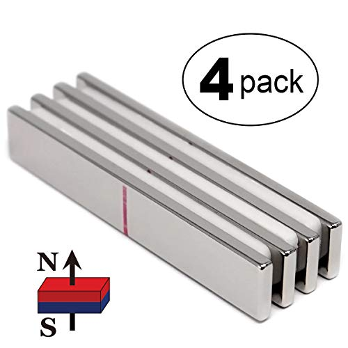 4 Pieces of CMS Magnetics Super Strong Neodymium Rare Earth Magnet 3