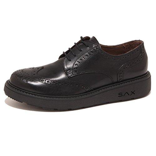women nero ABS 8500P SAX donna scarpa ASTOR shoe all'inglese 36 scarpa nqZqXz