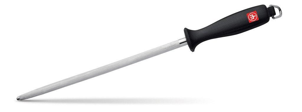 """Wüsthof - 10"""" Knife Sharpening Steel with Loop"""