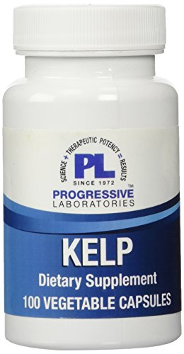 Progressive Labs Kelp Supplement, 100 Count (Labs Kelp)