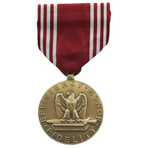 United States Military Armed Forces Full Size Medal - US Army - Good Conduct (Army Medal Service)