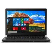 Toshiba Portege A30T-C1300ED - Celeron 3855U / 1.6 GHz - Windows 10 Pro 4 GB RAM - 128 GB SSD - 13.3 touchscreen 1920 x 1080 ( Full HD ) - HD Graphics 510 - 802.11ac - graphite bl