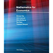 Mathematics for Economics (MIT Press)