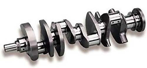 Eagle (CRS1834331772) Crankshaft, Forged 4340 (Eagle 4340 Steel Crankshaft)
