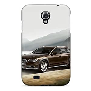 First-class Case Cover For Galaxy S4 Dual Protection Cover Audi A6 Allroad
