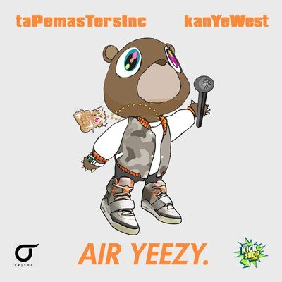 Price comparison product image Kanye West - Air Yeezy