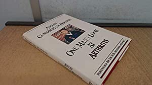 Hardcover One Man's Look at Arthritis Book