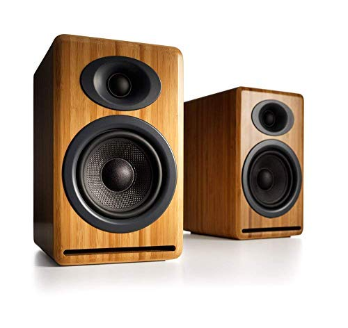 Parlante : Audioengine P4N Passive Bookshelf Speakers