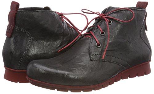 Menscha kombi Women's 383074 Vulcano 21 Boots Desert Think Grey ZpAwq45