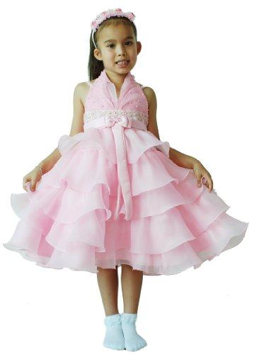 Cinda Clothing Girls Wedding/Party/Flower Girl/Bridesmaid Dress