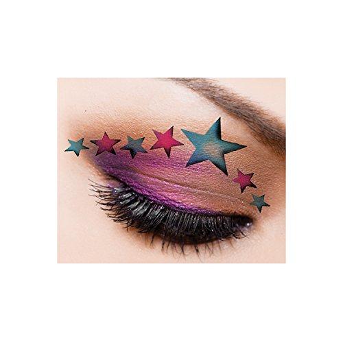 european-body-art-fx-makeup-airbrush-face-body-painting-stencils-leopard-eye-shadow-fx0093