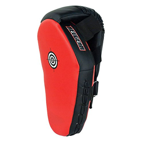 Phoenix Sparring Mitts - Pair - RED/BLACK by Revgear