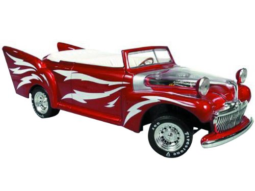 118 Scale Diecast Model - Round 2 Greased Lightning 1:18 Die Cast Vehicle