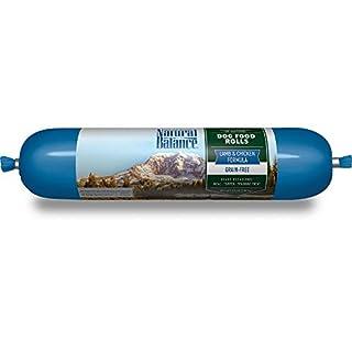 Natural Balance Dog Food Roll, Lamb & Chicken Formula, 3.5-Pound