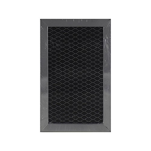 - Air Filter Factory Compatible Replacement for GE WB02X11124, JX81J Charcoal Carbon Microwave Oven Filter 3-7/8 X 6-1/8 X 3/8 Inches AFF47-CH